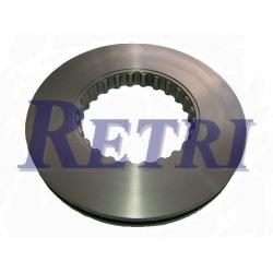 Disco de Freio HF 821